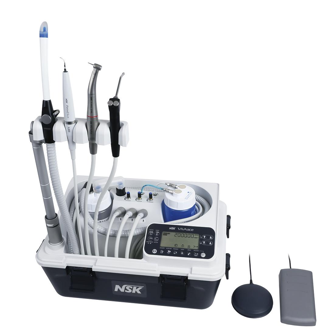 訪問歯科診療ユニット